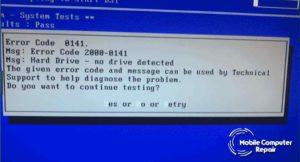Computer Malfunction