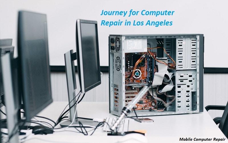 Computer repair in Los Angeles
